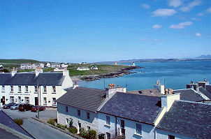 Self-catering holiday cottage in the picturesque village of Port Charlotte on the Isle of Islay